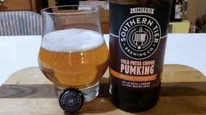 Imperial Pumpkin Ale Southern Tier by Southern Tier Cold Press Coffee Pumking 8 6 Abv Djs Brewtube