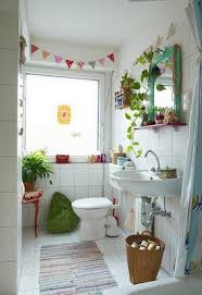 Love The Placement Of Decor And I Shelving Small Bathroom Ideas Cheerful Shelves Color Palette