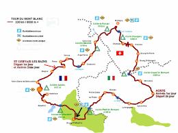 fitou vtt les évènements le tour du mont blanc en vélo les 3