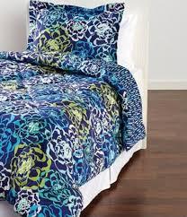 Vera Bradley Bedding Comforters by Amazon Com Vera Bradley Katalina Blues Full Queen Comforter Set