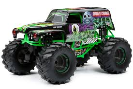 New Bright Monster Jam® Radio Control – GRAVE DIGGER® - Walmart.com New Bright Rc Monster Jam Truck Grave Digger Toysrus 124 Ff Twin Pack Colors And Styles Rc Trucks Youtube Radio Control 18 Scale W Buy El Toro 115 40mhz Amazoncom Sf Hauler Set Car Carrier With Two Mini Walmartcom 110 24 Ghz Grave Digger Kids Toy