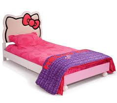 Hello Kitty Bed Set Twin by Hello Kitty Bedroom Furniture For Kids Video And Photos