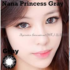 Prescription Contact Lenses Halloween Australia by Mi Nana Grey Contact Lens Pair S213 14 99 Colored