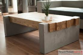 betontisch beton tisch couchtisch aus beton maintisch