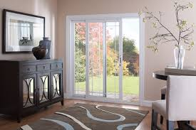 Sliding Door With Blinds by Knoxville Patio Doors North Knox Siding And Windows