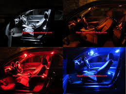 Scion FR-S Interior LED Lighting Kit