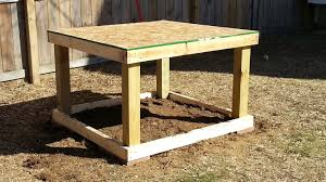 Plans For A Simple End Table by How To Build The Simple Suburban Chicken Coop Free Printable