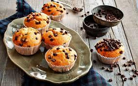 chocolate chip muffins ruf lebensmittel