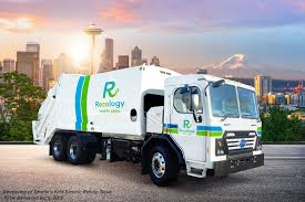 100 Garbage Truck Youtube BYD Will Deliver First Electric S In Seattle