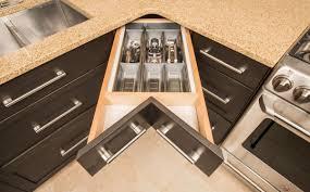 Corner Kitchen Cabinet Storage Ideas by 8 Smart U0026 Stylish Kitchen Storage Systems Homes And Hues