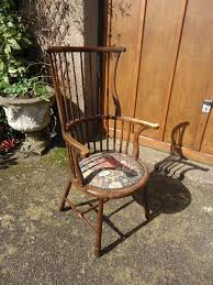 Arts & Crafts Spindle Back Chair For Liberty - Antiques Atlas Windsor Arrow Back Country Style Rocking Chair Antique Gustav Stickley Spindled F368 Mid 19th Century Spindle Eskdale Chairs Susan Stuart David Jones Northeast Auctions 818 Lot 783 Est 23000 Sold 2280 Rare Set Of 10 Ljg High Chairs W903 Best Home Furnishings Jive C8207 Gliding Rocker Cushion Set For Ercol Model 315 Seat Base And Calabash Wood No 467srta Birchard Hayes Company Inc