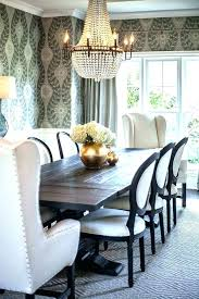 Round Dining Table Decor Centerpieces Formal Decorating Ideas