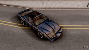 Knight Rider KITT 2000 For GTA San Andreas