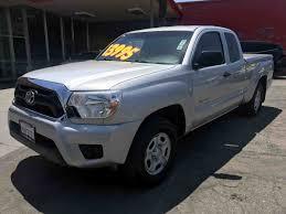 100 Toyota Tacoma Used Trucks 2012 In Bakersfield CA VIN