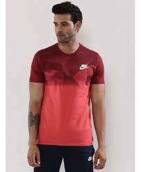 2017 New Fashion NIKE Zinc Pattern Logo T Shirt For Men