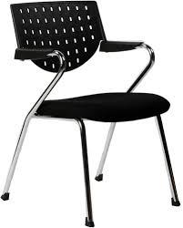 fauteuil de bureau noir chaise de bureau stanford noir