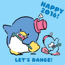 Lets Dance Into 2016 And Make It A Great One Sanrio