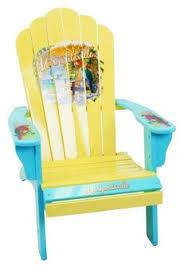 Custom Painted Margaritaville Adirondack Chairs by Amazon Com Margaritaville Painted 5 O U0027clock Somewhere Timepiece