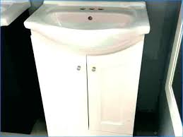 Pedestal Sink With Storage Bathroom Pedestal Cabinet Full Image