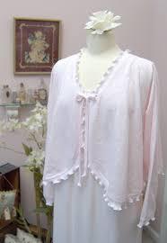 women s cotton bed jackets simple pleasures of murfreesboro tn