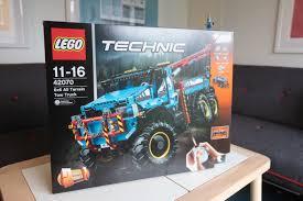 100 3d Tow Truck Games Win LEGO Technic 6 X 6 All Terrain Remote Control 42070