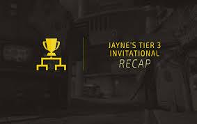 100 Powerhaus Jaynes Tier 3 Invitational Recap POWERHAUS