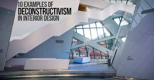 Home Design Exles 10 Exles Of Deconstructivism In Interior Design Rtf