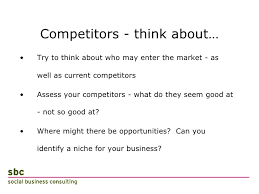 Market Research For Small Businesses