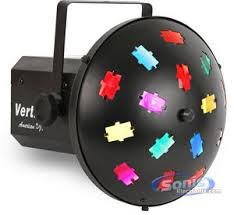 American DJ VERTIGO Multibeam Multi Color 30 Beam Lighting Effect