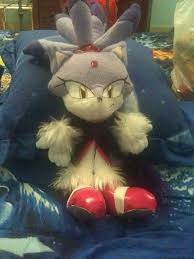 blaze the cat plush blaze the cat by plush setsuna by shadowthehedgehogzx on deviantart
