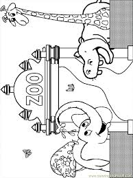 Coloring Pages Zoo Animals Others