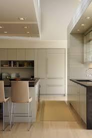square recessed lighting kitchen modern with backsplash cabinets