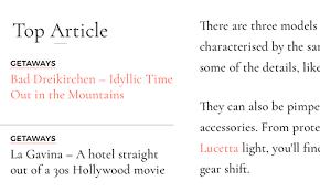 Montserrat Font binations & Similar Fonts · Typewolf