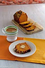 Libby Pumpkin Bread Recipe With Kit by Starbucks Pumpkin Bread Copycat Recipe And