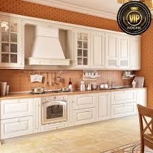 französische landhausküche provence premium massivholzküche küchenzeile beige