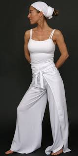 Thai Rayon Double Wrap Pants Free Shipping Over 50 Only 2299