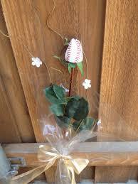 Baseball Roses I Made These For Senior Night