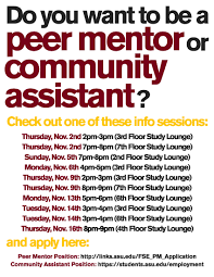Asu Help Desk Jobs by Apply To Be A Fulton Schools Residential Community Student Leader