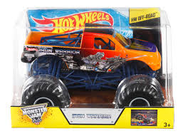 Hot Wheels Monster Jam Iron Warrior - Shop Hot Wheels Cars, Trucks ...