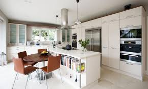 Above Kitchen Cabinet Decorations Pictures by Kitchen Island L Shape Modern White Wood Kitchen Cabinet Island