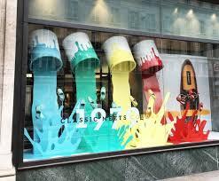 Elemental Design On Shop WindowsRetail