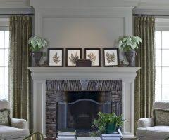 Atlanta Houzz Fireplace Mantels With Traditional Dining Room Chairs Family And Screen Mantel