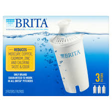 Brita Faucet Mounted Water Filters by Brita On Tap Faucet Water Filter System Replacement Filters White