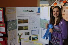 The World Is Her Oyster 7th Grade Science Fair Winner Inspired By