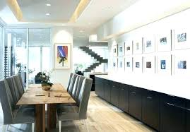Buffet And Dining Table Room Terrific Decorating Ideas Images In Modern Set Up
