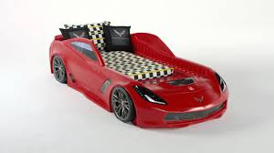 all new step2 corvette z06 toddler to twin bed youtube