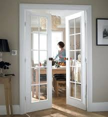 Small Interior Doors French Can Create A Striking Entrance To