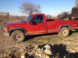 100 1998 Chevy Truck Chevy 2500 4X4 Red
