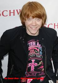 100 Rupert Grint Ice Cream Truck Biography General