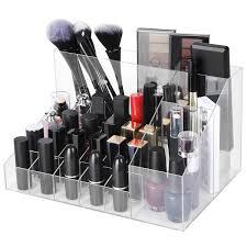 kosmetikorganiser beige